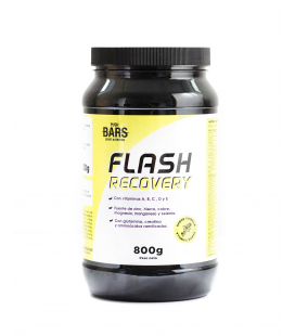 Flash Recovery Vainilla 800gr